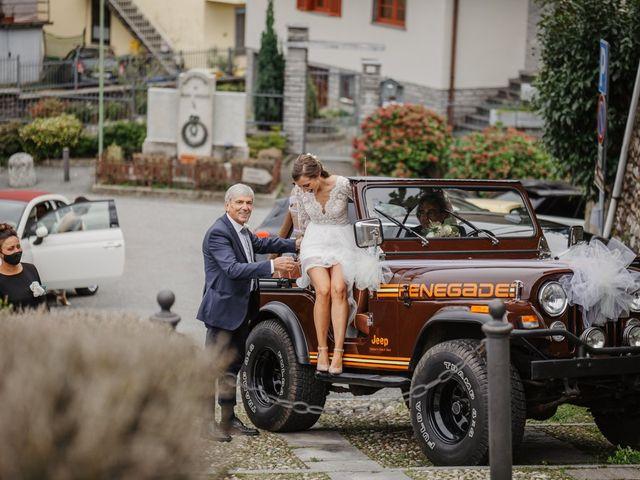 Il matrimonio di Luca e Stefania a Borgosesia, Vercelli 26