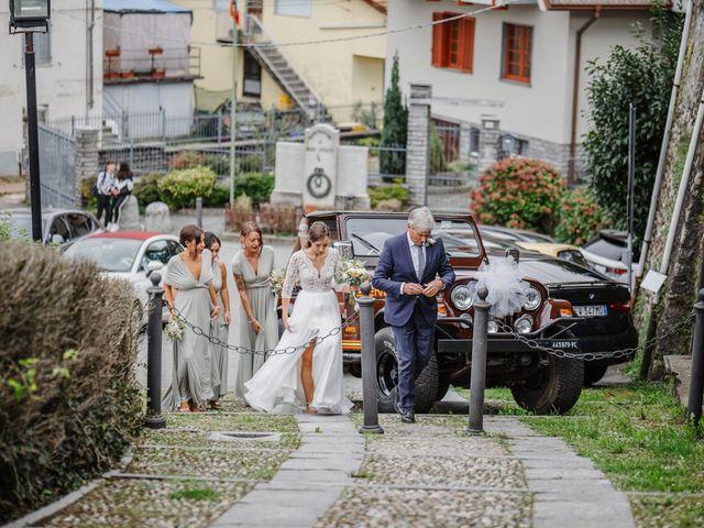 Il matrimonio di Luca e Stefania a Borgosesia, Vercelli 27