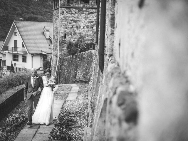Il matrimonio di Luca e Stefania a Borgosesia, Vercelli 28