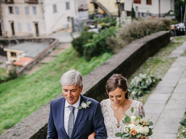 Il matrimonio di Luca e Stefania a Borgosesia, Vercelli 29