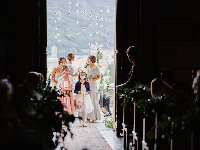Il matrimonio di Luca e Stefania a Borgosesia, Vercelli 30