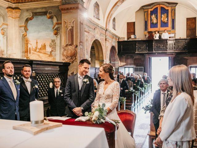 Il matrimonio di Luca e Stefania a Borgosesia, Vercelli 32