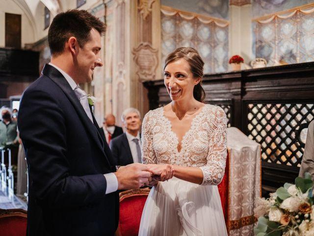 Il matrimonio di Luca e Stefania a Borgosesia, Vercelli 34