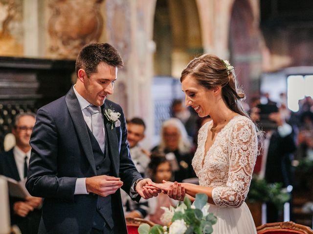 Il matrimonio di Luca e Stefania a Borgosesia, Vercelli 35