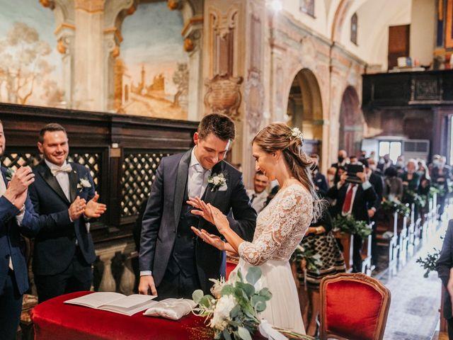 Il matrimonio di Luca e Stefania a Borgosesia, Vercelli 36