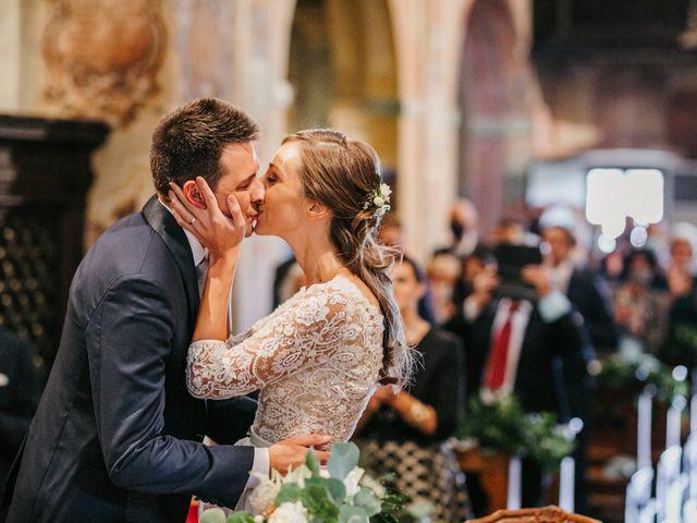 Il matrimonio di Luca e Stefania a Borgosesia, Vercelli 37