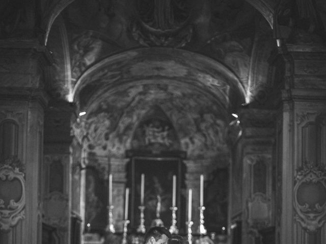 Il matrimonio di Luca e Stefania a Borgosesia, Vercelli 40