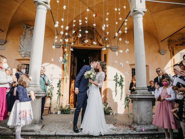 Il matrimonio di Luca e Stefania a Borgosesia, Vercelli 42