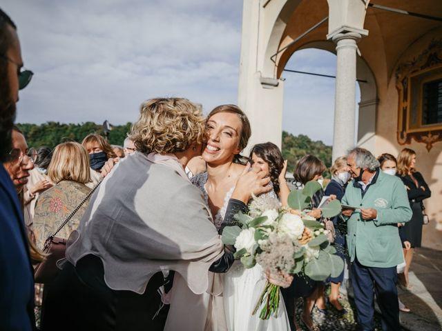 Il matrimonio di Luca e Stefania a Borgosesia, Vercelli 44