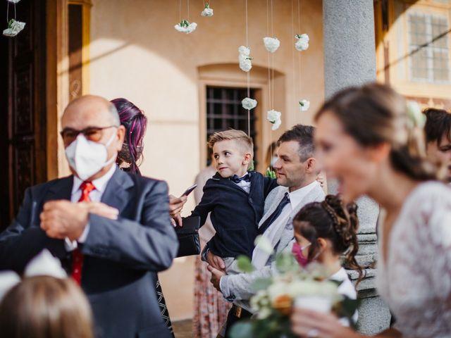 Il matrimonio di Luca e Stefania a Borgosesia, Vercelli 46
