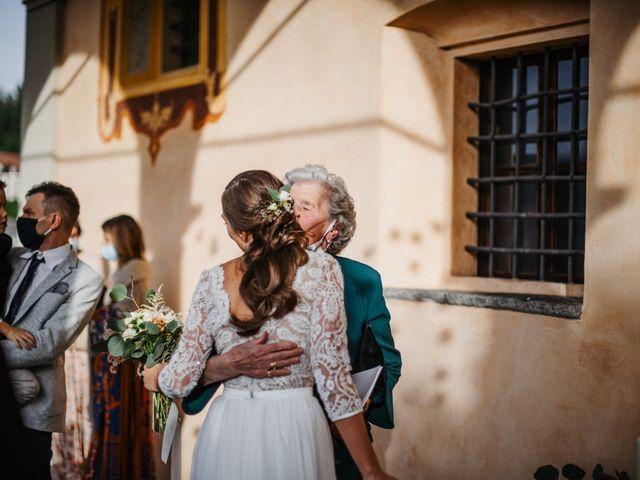 Il matrimonio di Luca e Stefania a Borgosesia, Vercelli 47