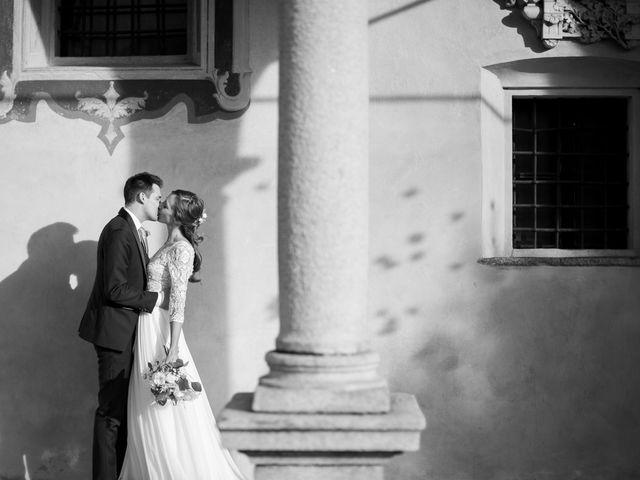 Il matrimonio di Luca e Stefania a Borgosesia, Vercelli 50