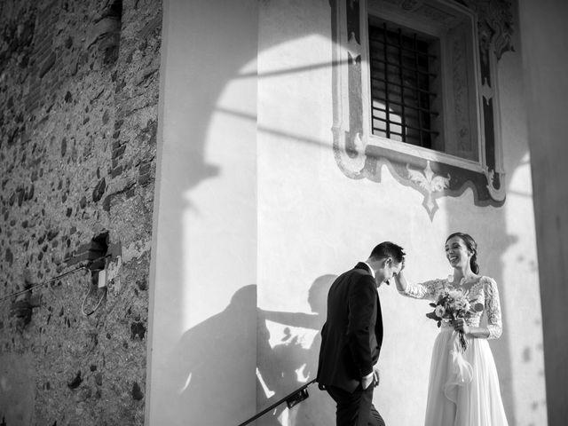Il matrimonio di Luca e Stefania a Borgosesia, Vercelli 51