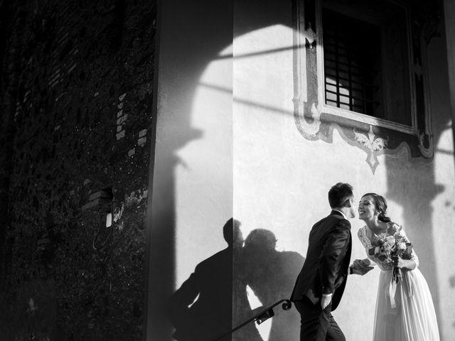 Il matrimonio di Luca e Stefania a Borgosesia, Vercelli 52