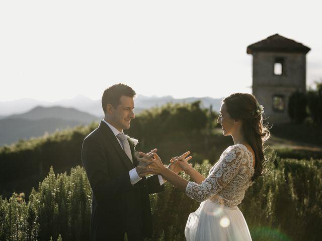 Il matrimonio di Luca e Stefania a Borgosesia, Vercelli 61