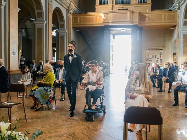 Il matrimonio di Daniele e Giulia a Cinisello Balsamo, Milano 22