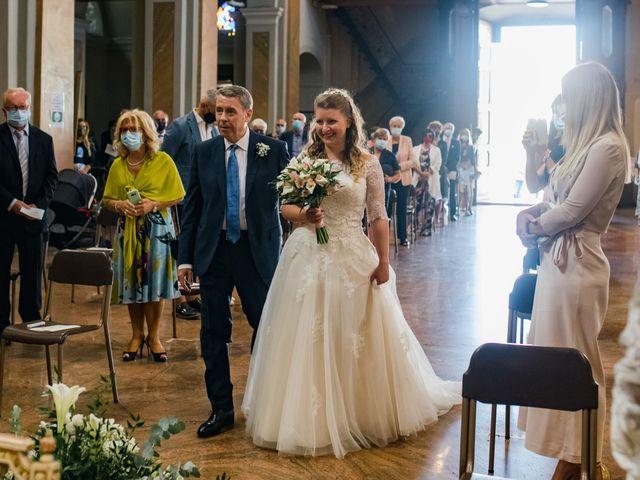 Il matrimonio di Daniele e Giulia a Cinisello Balsamo, Milano 24