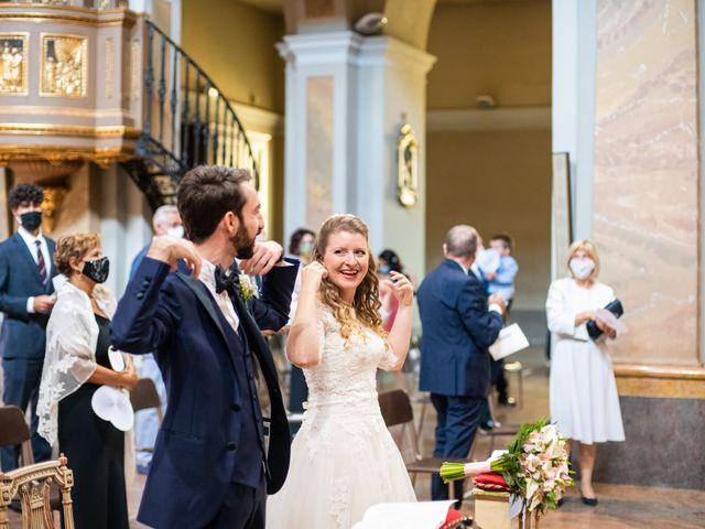Il matrimonio di Daniele e Giulia a Cinisello Balsamo, Milano 27