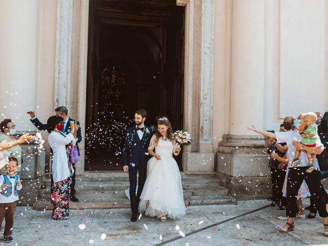 Il matrimonio di Daniele e Giulia a Cinisello Balsamo, Milano 35