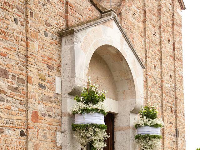 Il matrimonio di Alessio e Chiara a Padenghe sul Garda, Brescia 9