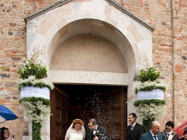 Il matrimonio di Alessio e Chiara a Padenghe sul Garda, Brescia 14