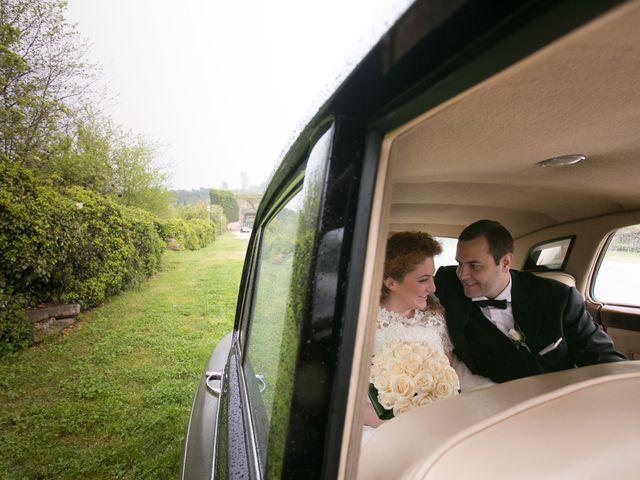 Il matrimonio di Alessio e Chiara a Padenghe sul Garda, Brescia 16