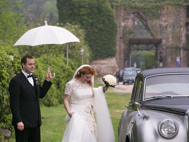 Il matrimonio di Alessio e Chiara a Padenghe sul Garda, Brescia 24