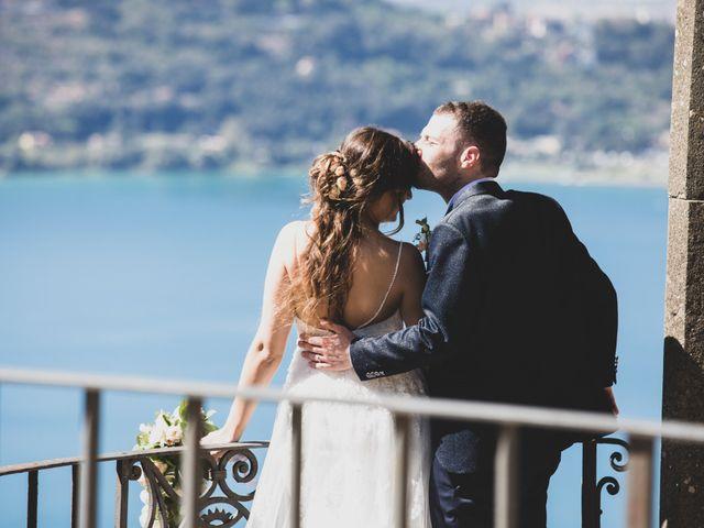 Il matrimonio di Luciano e Eleonora a Rocca di Papa, Roma 3