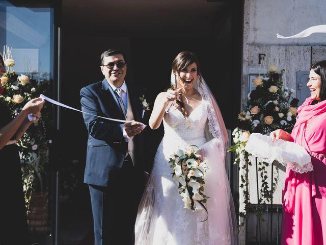 Il matrimonio di Luciano e Eleonora a Rocca di Papa, Roma 14