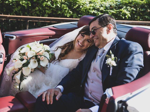 Il matrimonio di Luciano e Eleonora a Rocca di Papa, Roma 15