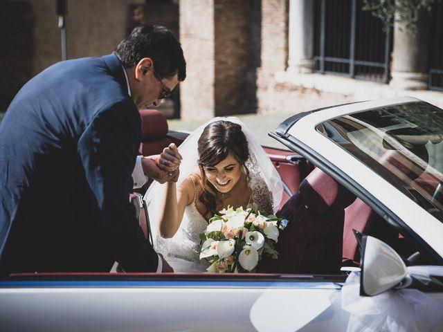 Il matrimonio di Luciano e Eleonora a Rocca di Papa, Roma 17