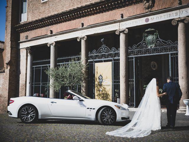 Il matrimonio di Luciano e Eleonora a Rocca di Papa, Roma 18