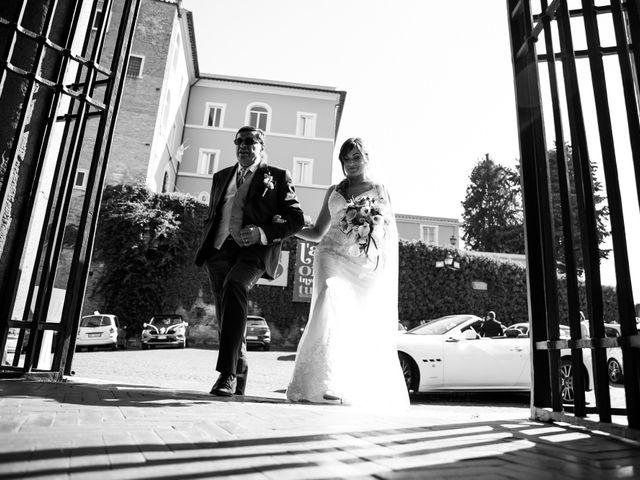 Il matrimonio di Luciano e Eleonora a Rocca di Papa, Roma 19