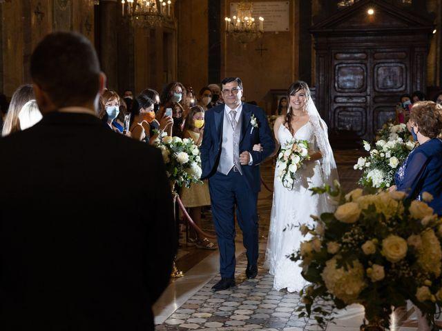 Il matrimonio di Luciano e Eleonora a Rocca di Papa, Roma 20