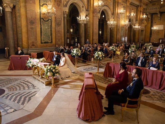 Il matrimonio di Luciano e Eleonora a Rocca di Papa, Roma 21