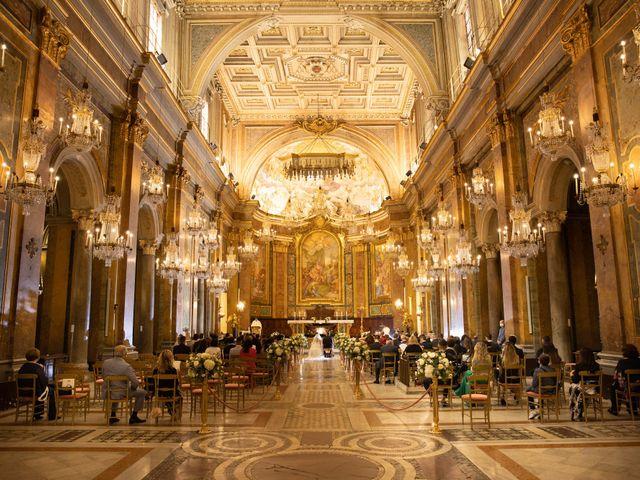 Il matrimonio di Luciano e Eleonora a Rocca di Papa, Roma 22