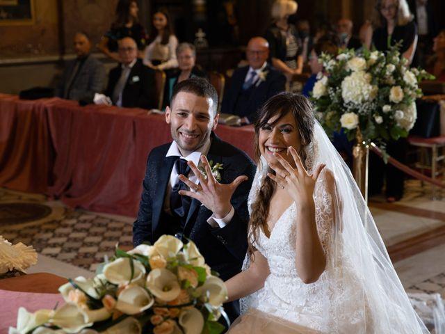 Il matrimonio di Luciano e Eleonora a Rocca di Papa, Roma 23