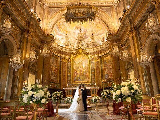 Il matrimonio di Luciano e Eleonora a Rocca di Papa, Roma 24