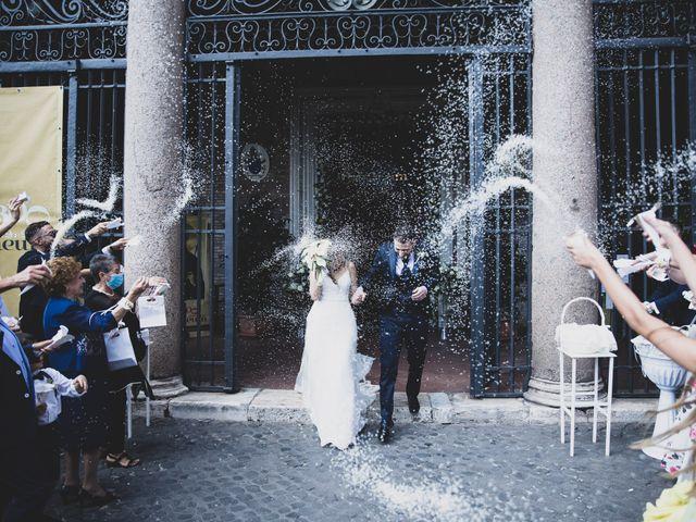 Il matrimonio di Luciano e Eleonora a Rocca di Papa, Roma 25