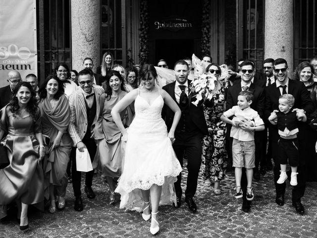Il matrimonio di Luciano e Eleonora a Rocca di Papa, Roma 26