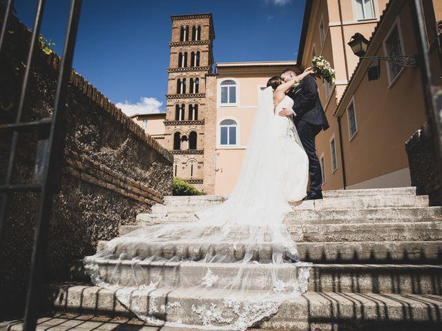 Il matrimonio di Luciano e Eleonora a Rocca di Papa, Roma 27