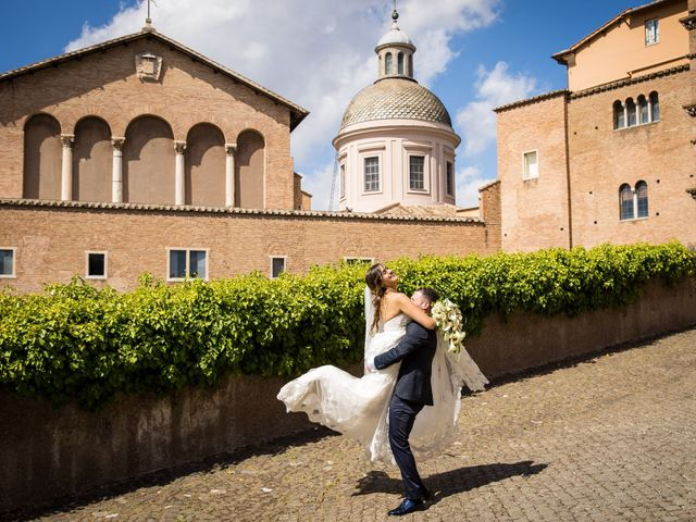 Il matrimonio di Luciano e Eleonora a Rocca di Papa, Roma 28