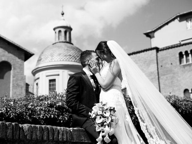 Il matrimonio di Luciano e Eleonora a Rocca di Papa, Roma 29
