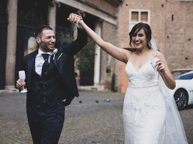 Il matrimonio di Luciano e Eleonora a Rocca di Papa, Roma 32