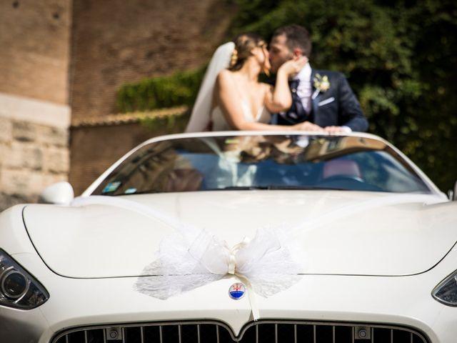 Il matrimonio di Luciano e Eleonora a Rocca di Papa, Roma 33