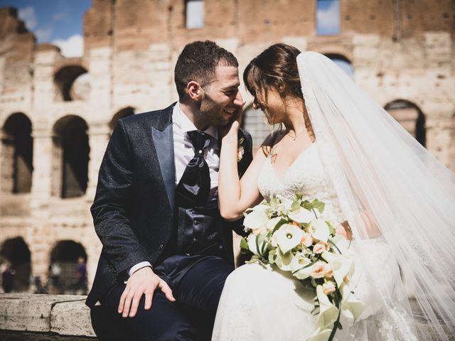 Il matrimonio di Luciano e Eleonora a Rocca di Papa, Roma 36