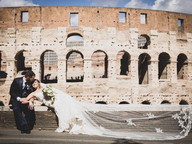 Il matrimonio di Luciano e Eleonora a Rocca di Papa, Roma 37