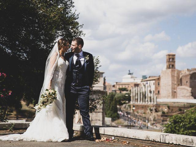 Il matrimonio di Luciano e Eleonora a Rocca di Papa, Roma 40