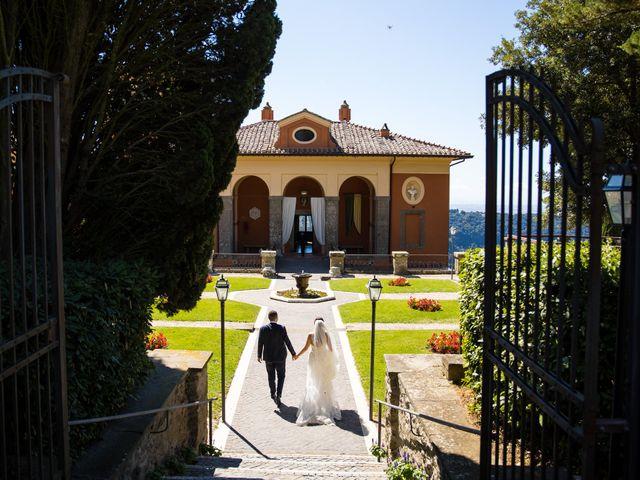Il matrimonio di Luciano e Eleonora a Rocca di Papa, Roma 41