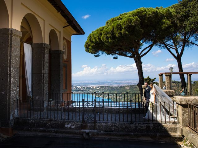 Il matrimonio di Luciano e Eleonora a Rocca di Papa, Roma 42